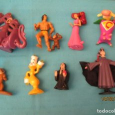 Figuras de Borracha e PVC: PERSONAJES DISNEY. Lote 194004430