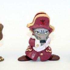 Figuras de Goma y PVC: SERIE ALFRED J KWAK - LOTE DE 3 FIGURAS: HENK Y DOLF - AÑO 1990 - SCHLEICH - WEST GERMANY. Lote 194100861