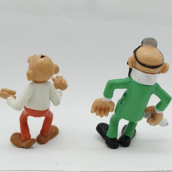 Figuras de Goma y PVC: Mortadelo y Filemón, originales de Comics Spain - Foto 2 - 194134687
