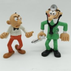 Figuras de Goma y PVC: MORTADELO Y FILEMÓN, ORIGINALES DE COMICS SPAIN. Lote 194134687