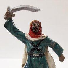 Figuras de Goma y PVC: ARABE BEDUINO . FIGURA REAMSA Nº142 . SERIE LAWRENCE DE ARABIA . AÑOS 50 EN GOMA. Lote 194134717