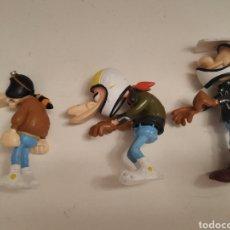 Figuras de Borracha e PVC: LOTE FIGURAS JOE BAR TEAM. Lote 194143427