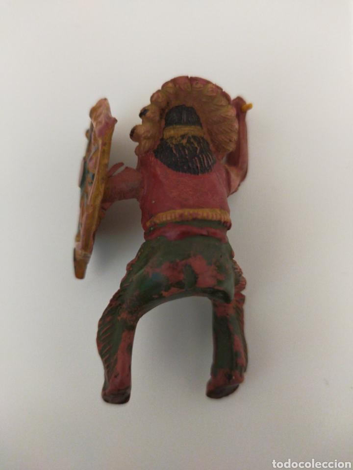 Figuras de Goma y PVC: Reamsa indio goma - Foto 2 - 194161655