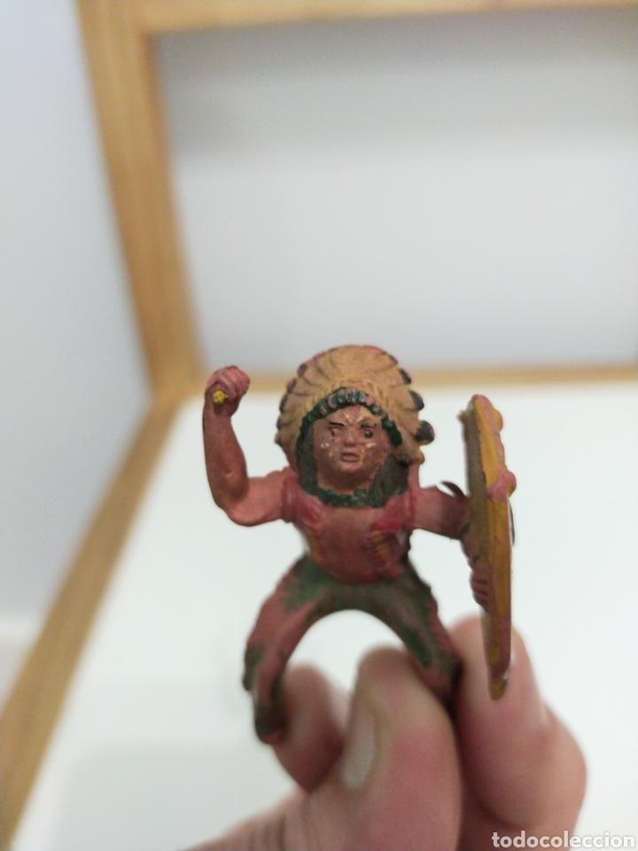 Figuras de Goma y PVC: Reamsa indio goma - Foto 4 - 194161655