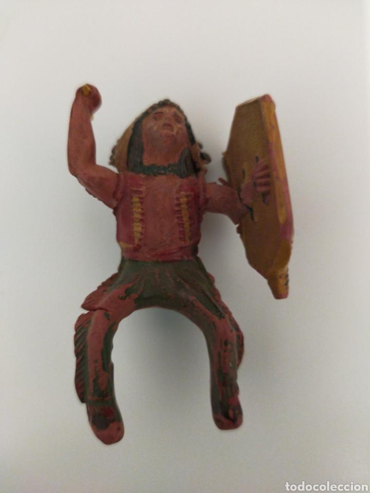 REAMSA INDIO GOMA (Juguetes - Figuras de Goma y Pvc - Reamsa y Gomarsa)