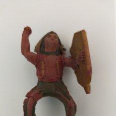 Figuras de Goma y PVC: REAMSA INDIO GOMA. Lote 194161655