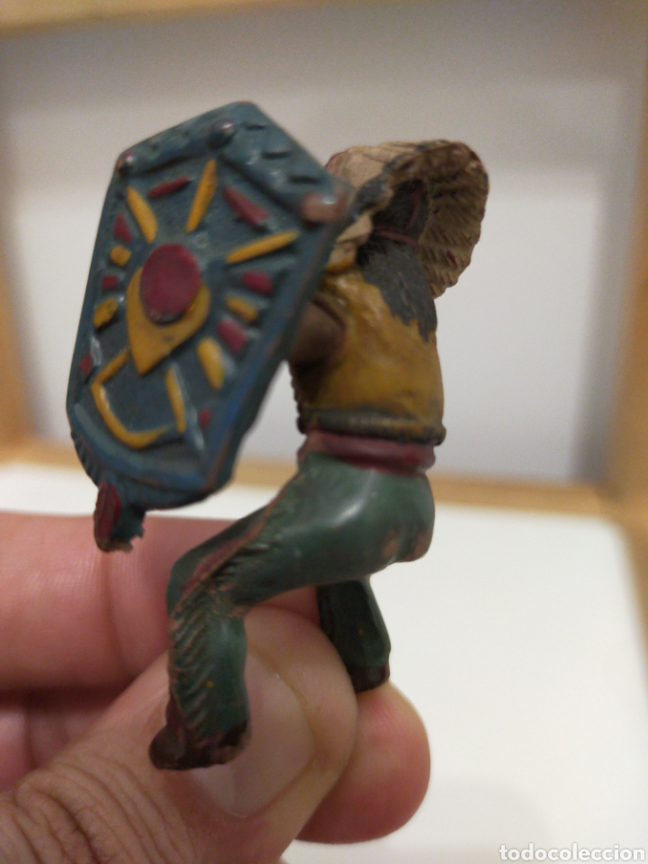 Figuras de Goma y PVC: Reamsa indio goma - Foto 2 - 194161836