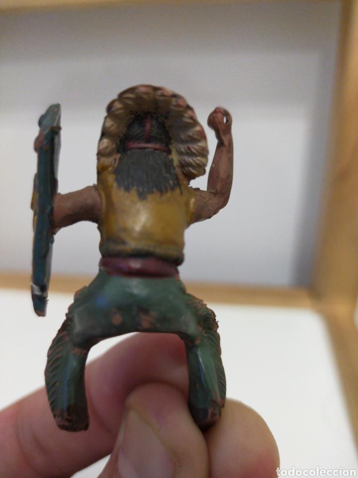 Figuras de Goma y PVC: Reamsa indio goma - Foto 3 - 194161836
