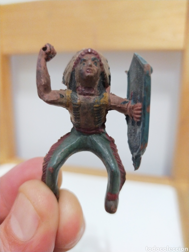 REAMSA INDIO GOMA (Juguetes - Figuras de Goma y Pvc - Schleich)