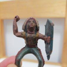 Figuras de Goma y PVC: REAMSA INDIO GOMA. Lote 194161836