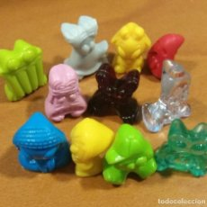 Figuras de Goma y PVC: LOTE 11 GOGOS MAGIC BOX GOGO GOGO'S. Lote 194167348