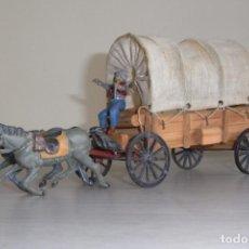 Figuras de Goma y PVC: CARRETA PECH COMPATIBLE REAMSA, JECSAN. Lote 194194080