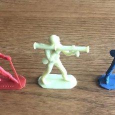 Figuras de Goma y PVC: TODOS LOS SOLDADOS DEL MUNDO (AMERICANOS). Lote 194206197