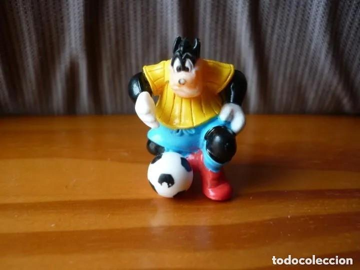 FIGURA KINDER DISNEY - PETE (Juguetes - Figuras de Gomas y Pvc - Kinder)