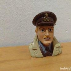 Figuras de Goma y PVC: FIGURA PVC BUSTO BLAKE MORTIMER COMICS SPAIN. Lote 194221408