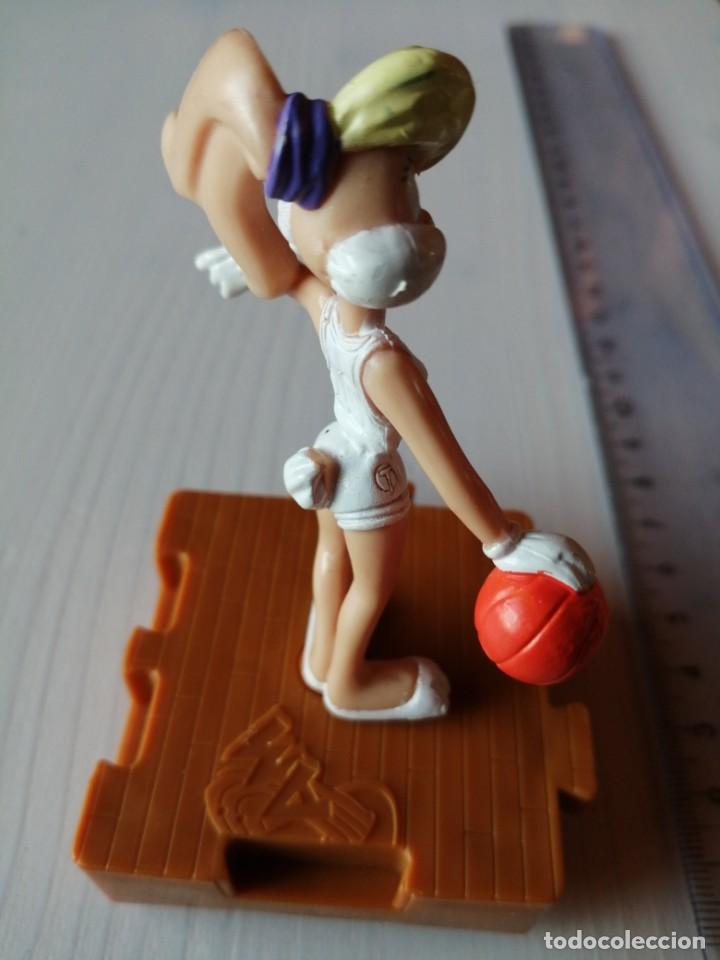 Figuras de Goma y PVC: Mc Donalds Lola Bunny serie Space Jam Vintage Happy Meal Cajita Feliz año 1996 - Foto 4 - 194234482