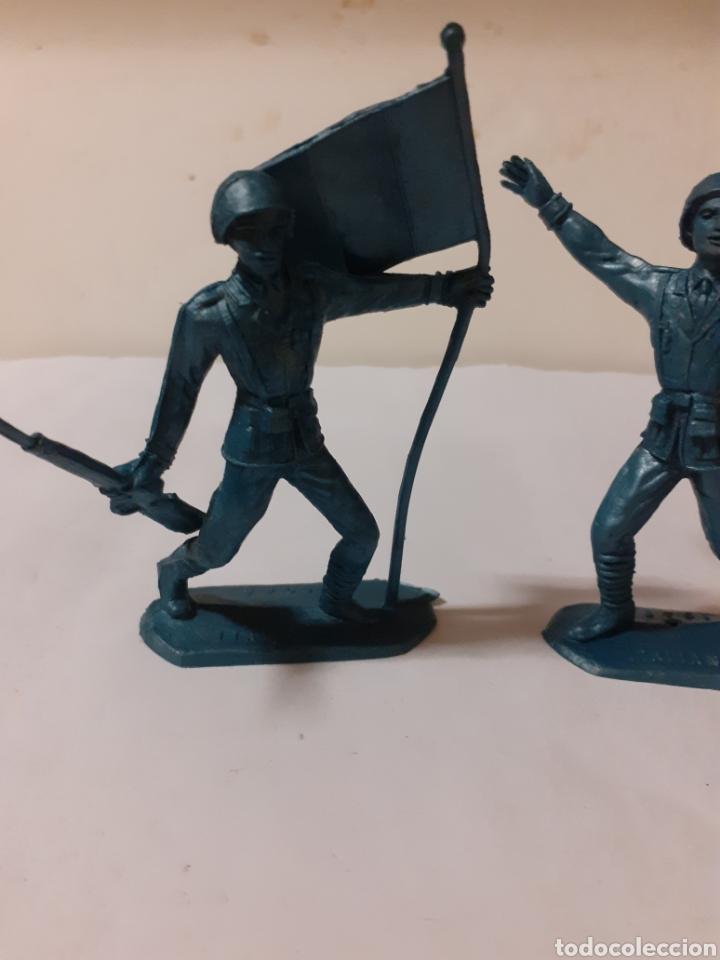 Figuras de Goma y PVC: COMANSI FIGURAS SOLDADOS ITALIANOS - Foto 2 - 194236217