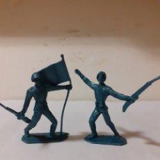 Figuras de Goma y PVC: COMANSI FIGURAS SOLDADOS ITALIANOS. Lote 194236217
