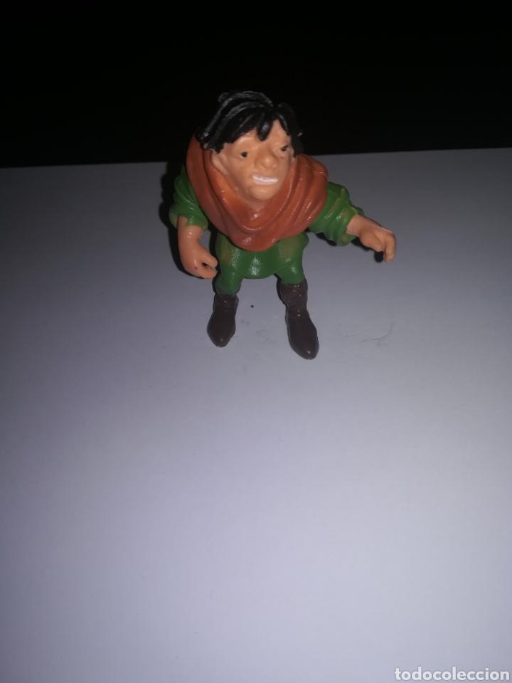 WALT DISNEY FIGURA PVC EL JOROBADO DE NOTRE DAMME (Juguetes - Figuras de Goma y Pvc - Otras)