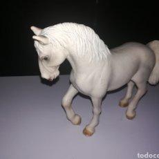 Figuras de Goma y PVC: SCHLEICH FIGURA PVC MADE IN GERMANY CABALLO SERIE ANIMALES DE GRANJA. Lote 194249186