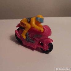 Figuras Kinder: KINDER MOTO CON FRICCIÓN. K04-80. Lote 194266342