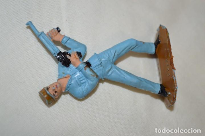 Figuras de Goma y PVC: 3 SOLDADOS CUBANOS / De COMANSI / NOVOLINEA - Antiguos - Plástico / PVC - ¡Mira fotos! - Foto 4 - 194274042