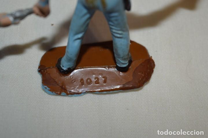 Figuras de Goma y PVC: 3 SOLDADOS CUBANOS / De COMANSI / NOVOLINEA - Antiguos - Plástico / PVC - ¡Mira fotos! - Foto 7 - 194274042