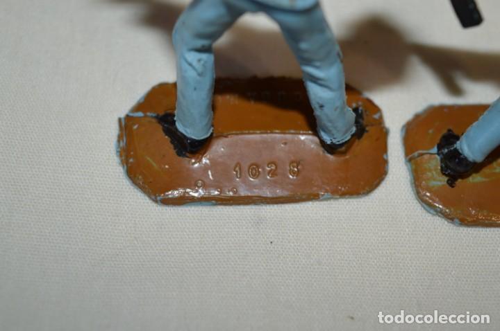 Figuras de Goma y PVC: 3 SOLDADOS CUBANOS / De COMANSI / NOVOLINEA - Antiguos - Plástico / PVC - ¡Mira fotos! - Foto 9 - 194274042