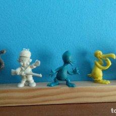 Figuras de Goma y PVC: DUNKIN LOTE. Lote 194280211
