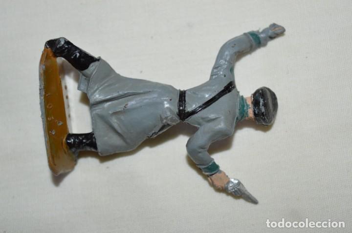 Figuras de Goma y PVC: 2 SOLDADOS RUSOS / De COMANSI / NOVOLINEA - Antiguos - Plástico / PVC - ¡Mira fotos! - Foto 5 - 194284756