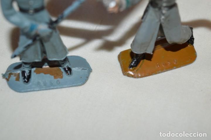 Figuras de Goma y PVC: 2 SOLDADOS RUSOS / De COMANSI / NOVOLINEA - Antiguos - Plástico / PVC - ¡Mira fotos! - Foto 9 - 194284756