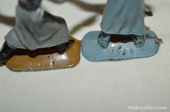 Figuras de Goma y PVC: 2 SOLDADOS RUSOS / De COMANSI / NOVOLINEA - Antiguos - Plástico / PVC - ¡Mira fotos! - Foto 10 - 194284756