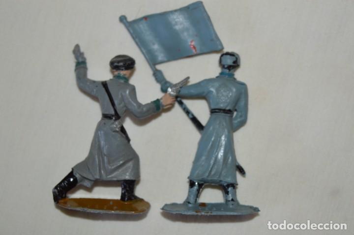 Figuras de Goma y PVC: 2 SOLDADOS RUSOS / De COMANSI / NOVOLINEA - Antiguos - Plástico / PVC - ¡Mira fotos! - Foto 4 - 194284756