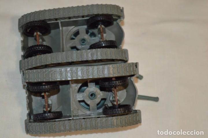 Figuras de Goma y PVC: 2 SOLDADOS AMERICANOS y 2 TANQUES / De COMANSI / NOVOLINEA - Antiguos - Plástico / PVC ¡Mira fotos! - Foto 18 - 194287285