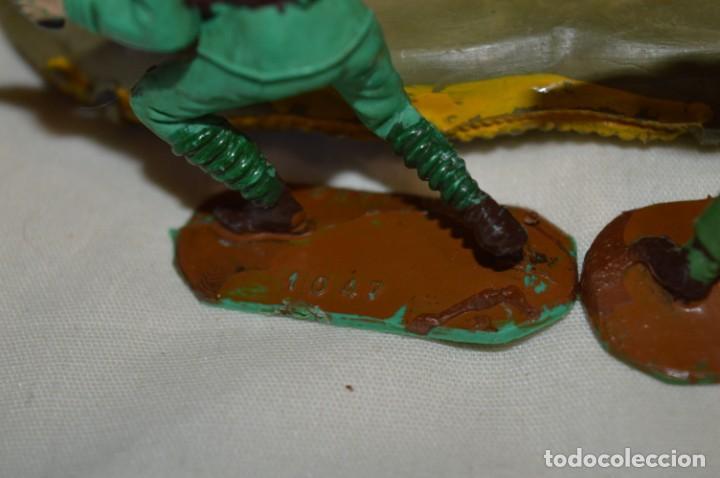 Figuras de Goma y PVC: 3 SOLDADOS VARIADOS y ZODIAC / De COMANSI / NOVOLINEA - Antiguos - Plástico / PVC ¡Mira fotos! - Foto 13 - 194288560
