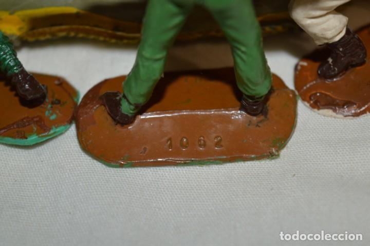 Figuras de Goma y PVC: 3 SOLDADOS VARIADOS y ZODIAC / De COMANSI / NOVOLINEA - Antiguos - Plástico / PVC ¡Mira fotos! - Foto 14 - 194288560
