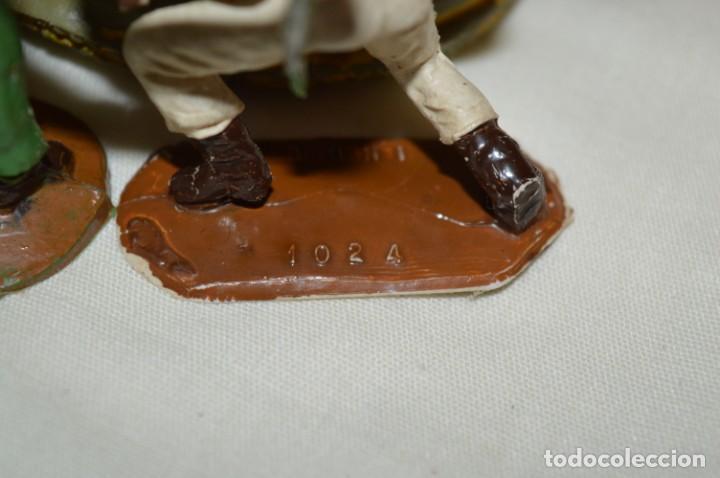 Figuras de Goma y PVC: 3 SOLDADOS VARIADOS y ZODIAC / De COMANSI / NOVOLINEA - Antiguos - Plástico / PVC ¡Mira fotos! - Foto 15 - 194288560