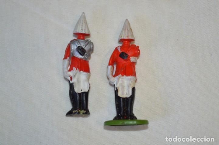 Figuras de Goma y PVC: 14 SOLDADOS VARIADOS y CABALLOS / De FOR BRITAINS LTD. - Antiguos - Plástico / PVC ¡Mira fotos! - Foto 17 - 194291180