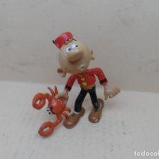 Figuras de Goma y PVC: FIGURA PVC BOTONES SACARINO COMICS SPAIN AÑOS 80. Lote 194291276
