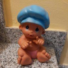 Figuras de Goma y PVC: MUÑECO ANTIGUO DE GOMA. Lote 194303627