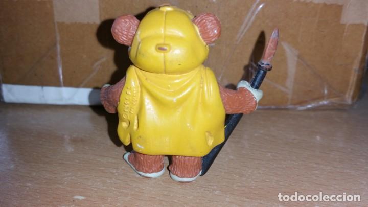Figuras de Goma y PVC: EWOKS WICKET COMICS SPAIN 1986 LFL - Foto 2 - 194310823