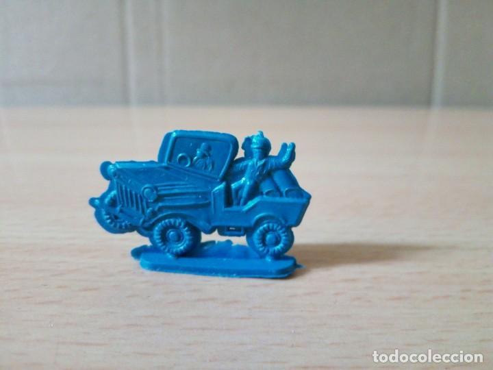 Figuras de Goma y PVC: LOTE 001 - GRUPO DE CICLISTAS DE PEQUEÑO TAMAÑO - Foto 6 - 194331100