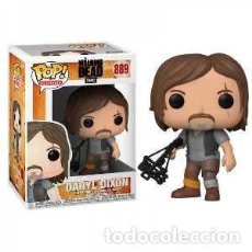 Figuras de Goma y PVC: THE WALKING DEAD DARYL DIXON FUNKO POP Nº 889. Lote 194333004