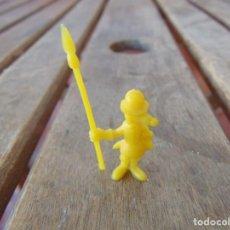 Figuras de Goma y PVC: FIGURA EN PLASTICO DUNKIN DE LA SERIE DARTACAN. Lote 194339248