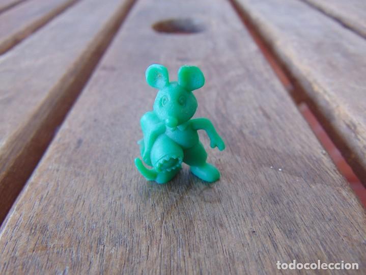 FIGURA EN PLASTICO DUNKIN RATON POND (Juguetes - Figuras de Goma y Pvc - Dunkin)
