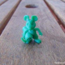 Figuras de Goma y PVC: FIGURA EN PLASTICO DUNKIN RATON POND. Lote 194339363