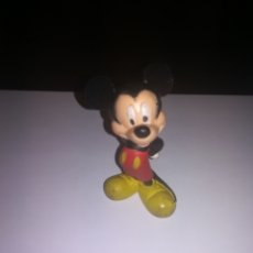 Figuras de Goma y PVC: WALT DISNEY FIGURA PVC MADE IN GERMANY MICKEY MOUSE BULLY. Lote 194345085