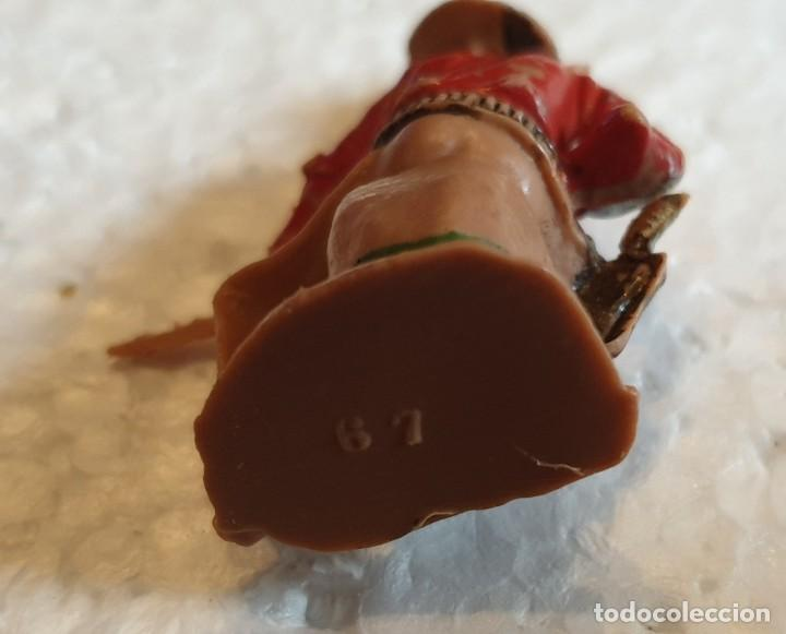 Figuras de Goma y PVC: FIGURAS Nº 61 Y 67 OESTE REAMSA - Foto 4 - 194345625