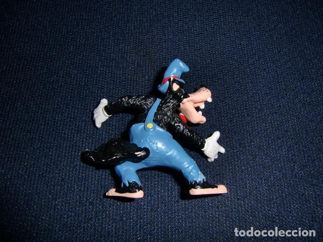 Figuras de Goma y PVC: FIGURA PVC: LOBO FEROZ DE DISNEY ( BULLYLAND ) MADE IN GERMANY - los tres cerditos - Foto 2 - 194346090