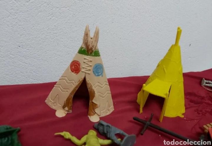 Figuras de Goma y PVC: LOTE DE 170 COMANSI - Foto 7 - 194394963